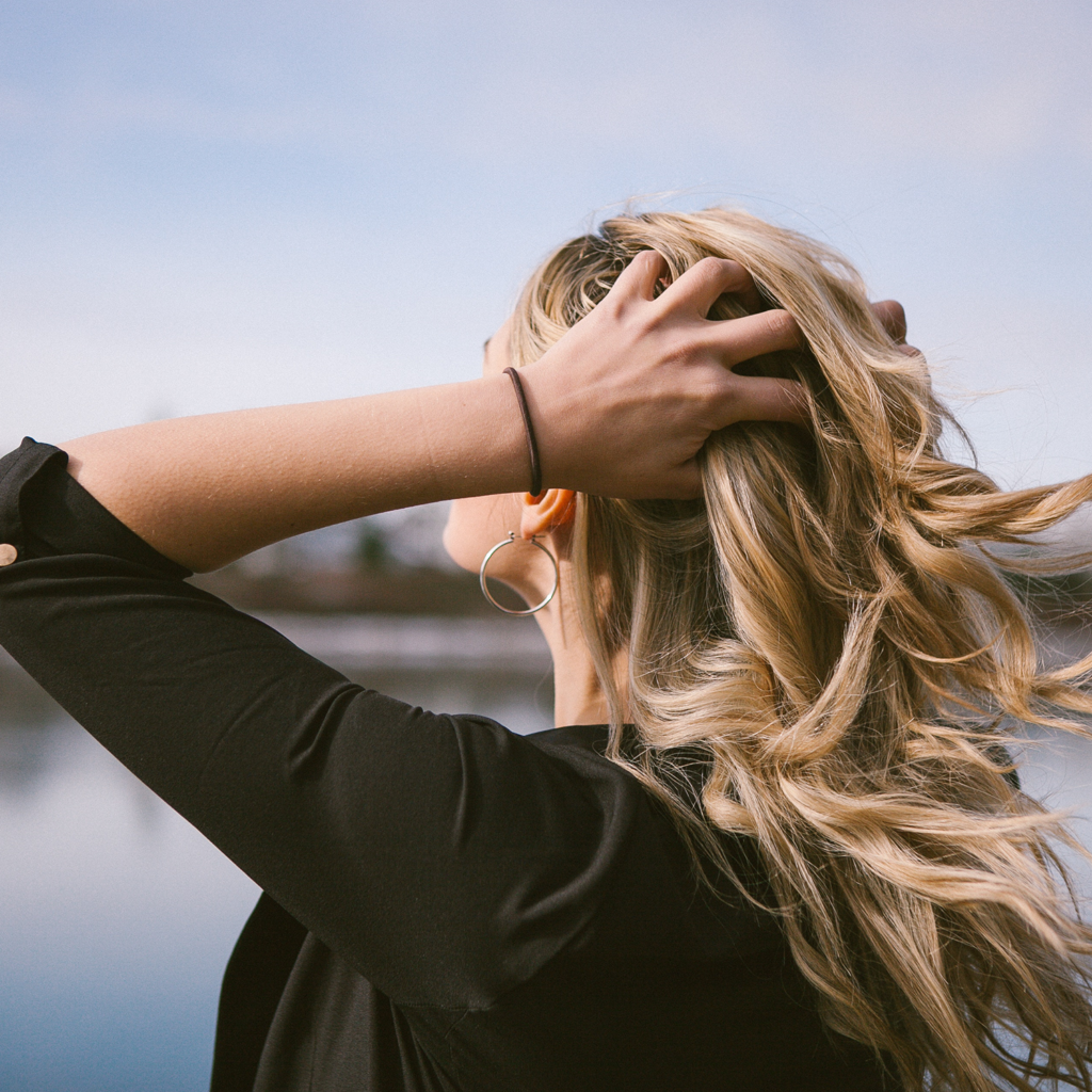 Un balayage éclatant pour illuminer vos cheveux