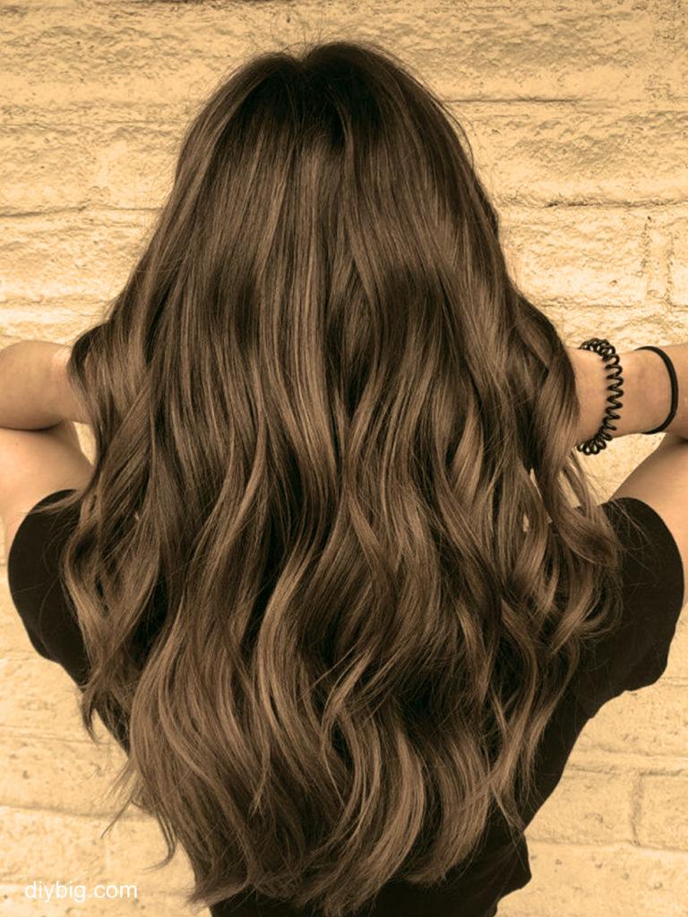 le wavy effet naturel coiffures faciles maison