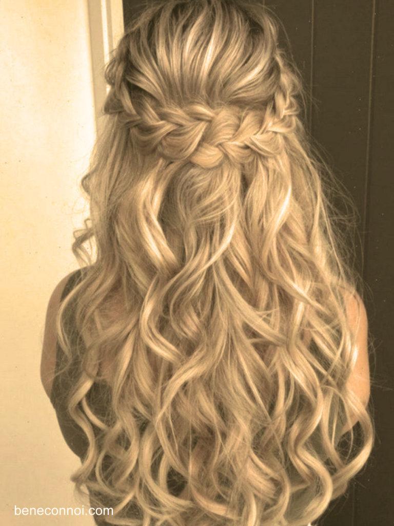 la couronne de tresse coiffures faciles maison