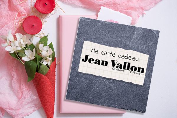 Cartes Cadeaux Jean Vallon