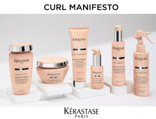 Curl Manifesto by Kérastase : révélez vos cheveux bouclés, frisés et crépus